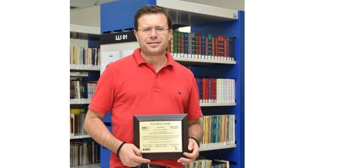 Palestra no WPEIF – Prof. Joel Rodrigues