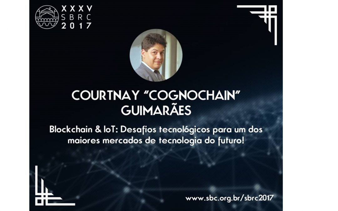 Palestra no Salão de Ferramentas – Prof. Courtnay Guimarães