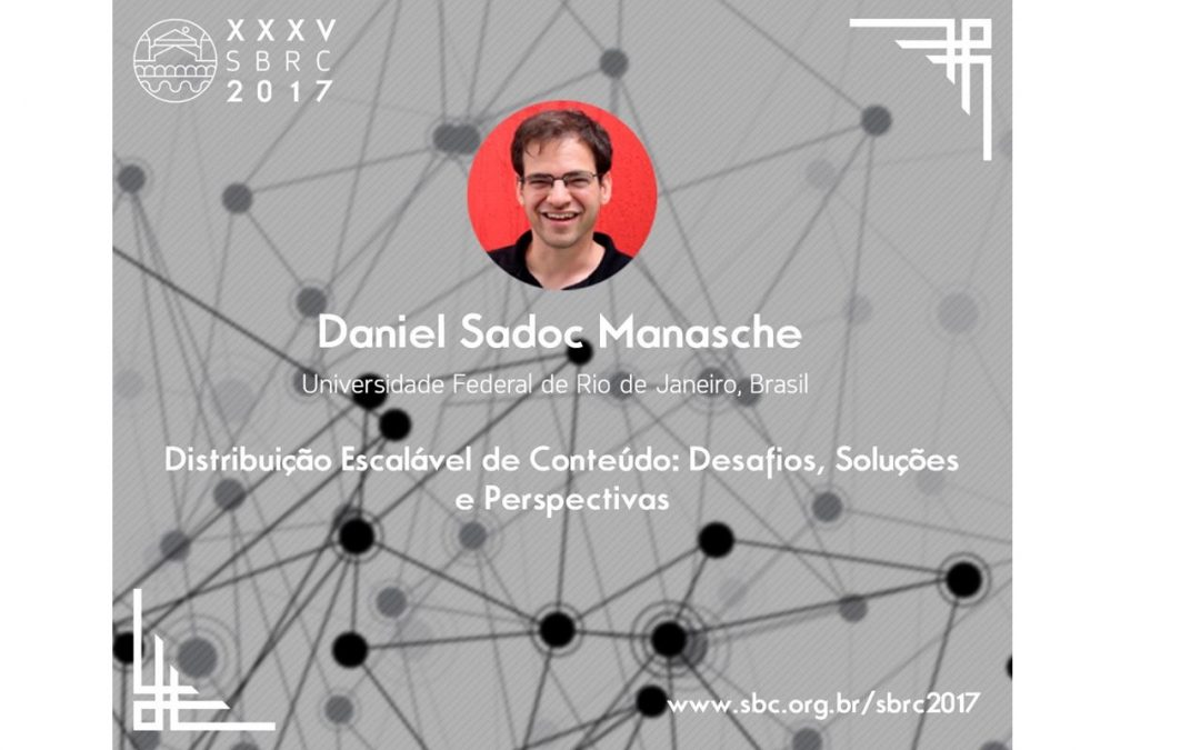 Palestra no WP2P+ – Prof. Daniel Manasche